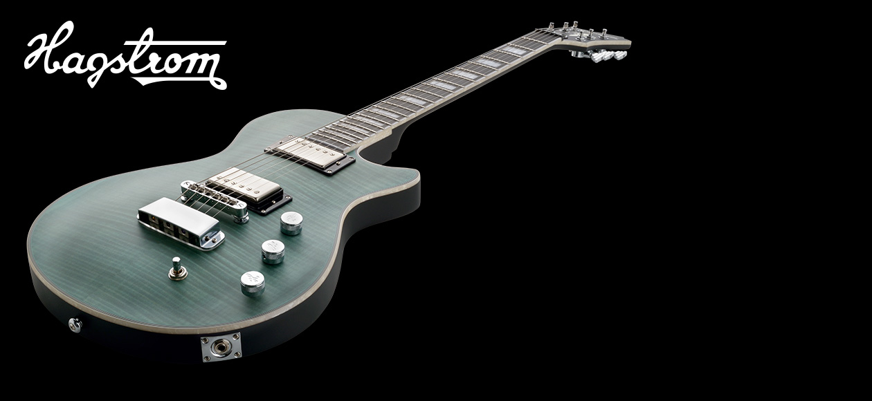 Coming soon from Hagstrom...