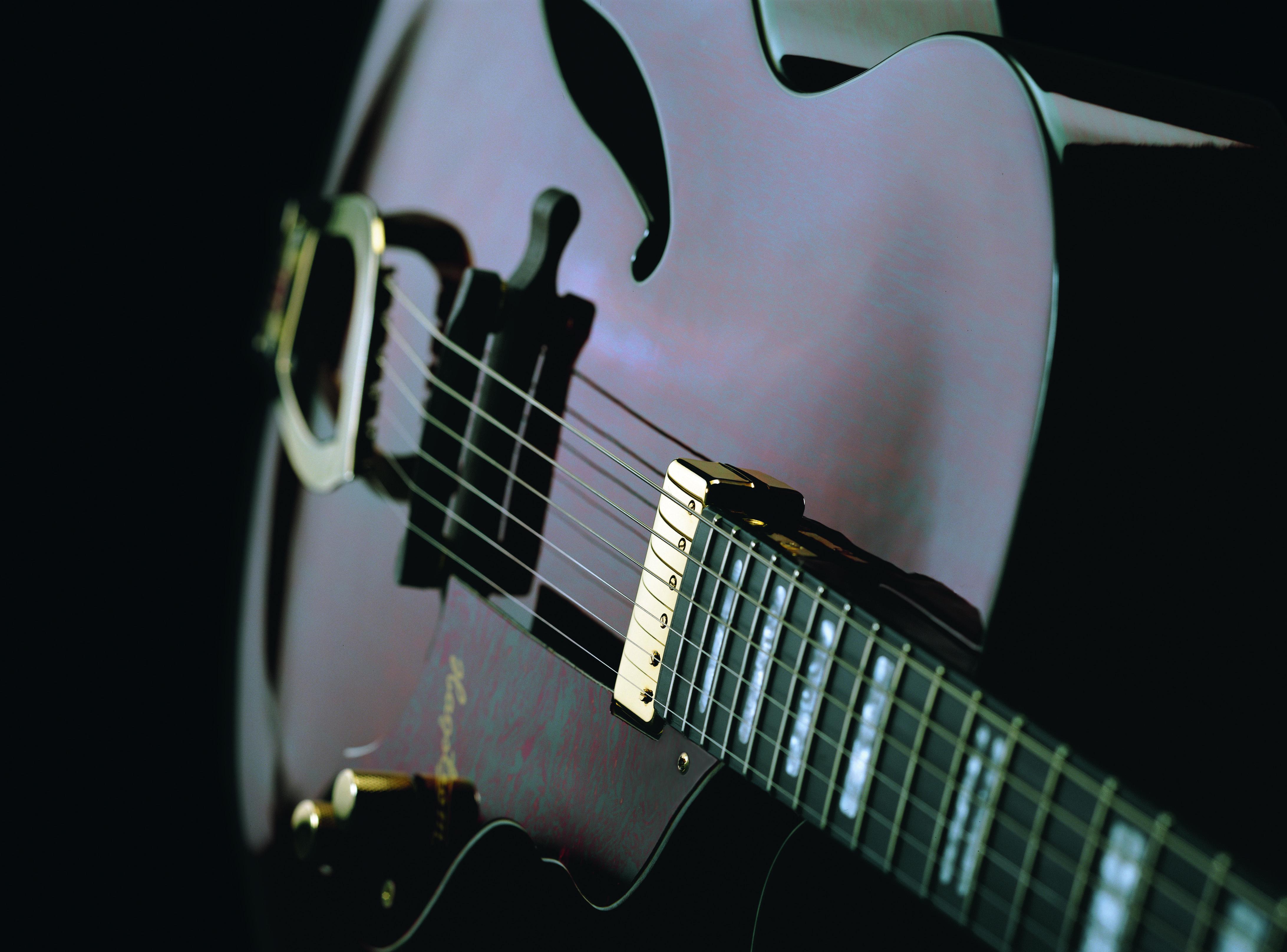 Semi & Jazz Guitars