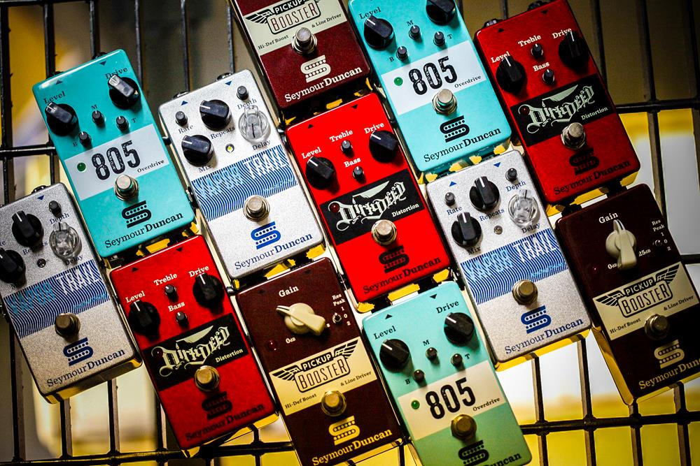 Pedals/Amps