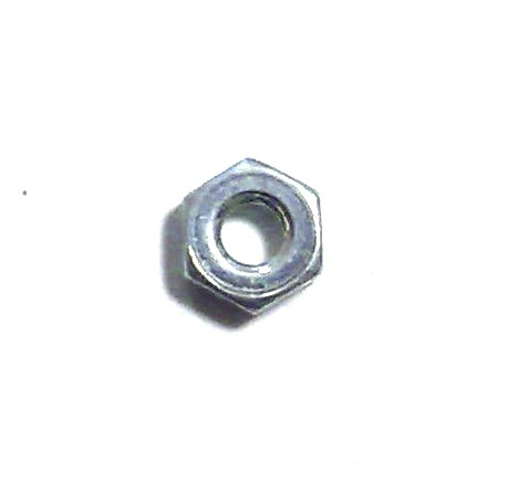 Rickenbacker Part 06090 - Vintage Pickup Nut - 3-48 HEX
