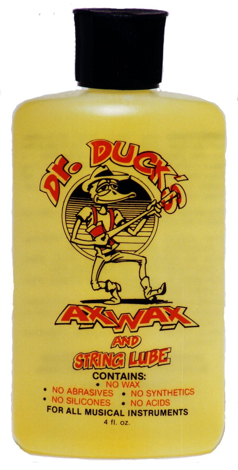 Dr Ducks Ax Wax & String Lube