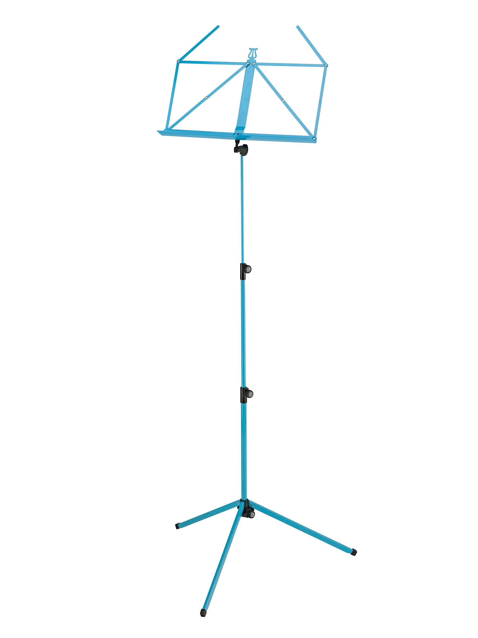 Konig & Meyer 100/1 Music Stand - Ocean Blue