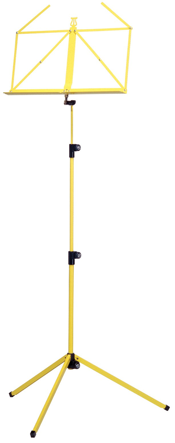 Konig & Meyer 100/1 Music Stand - Yellow