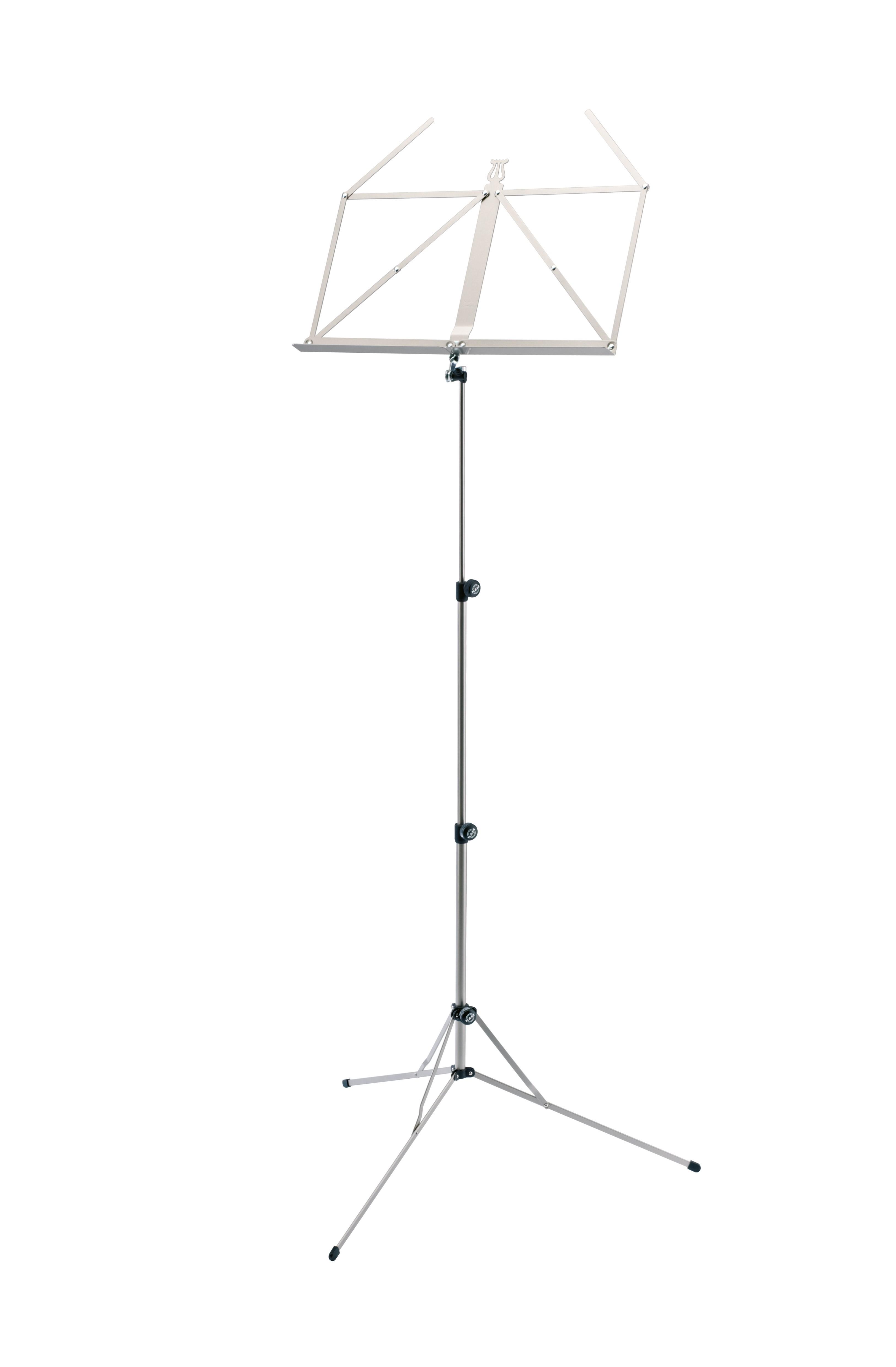 Konig & Meyer 101 Music Stand - Nickel