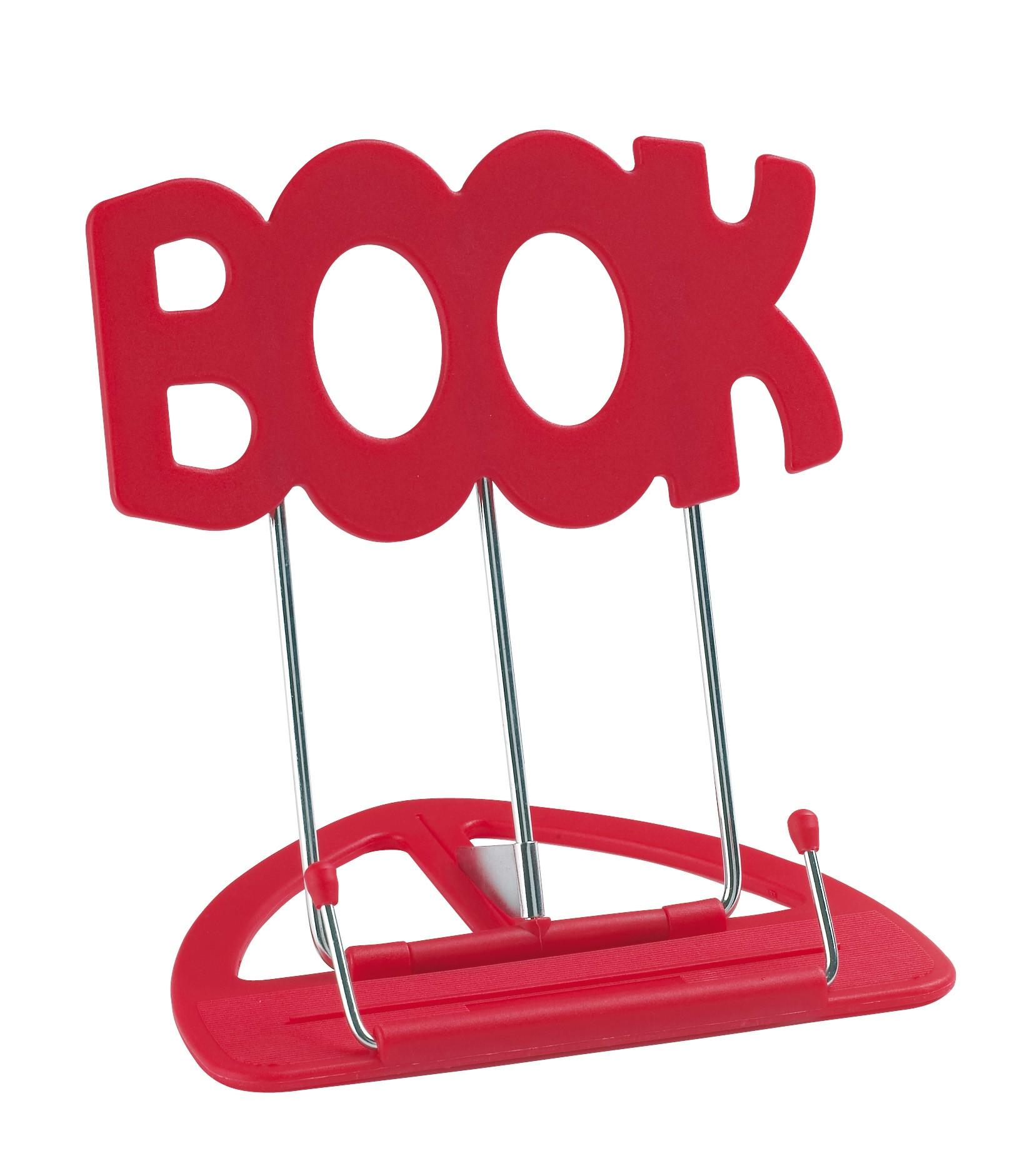 "Konig & Meyer 12440 Uni-Boy ""Book"" Stands - Red (Box of 12)"