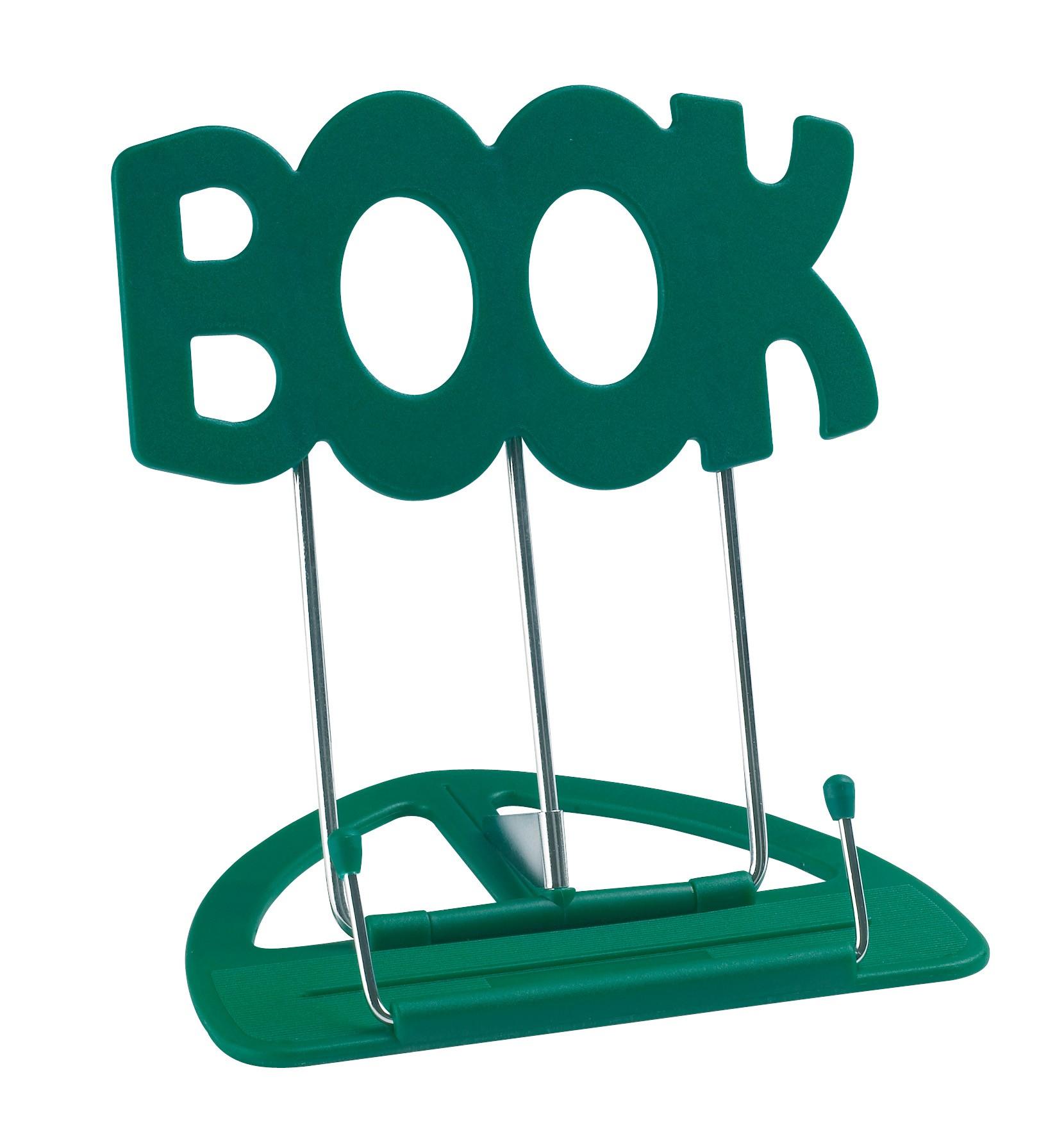 "Konig & Meyer 12440 Uni-Boy ""Book"" Stands - Green (Box of 12)"