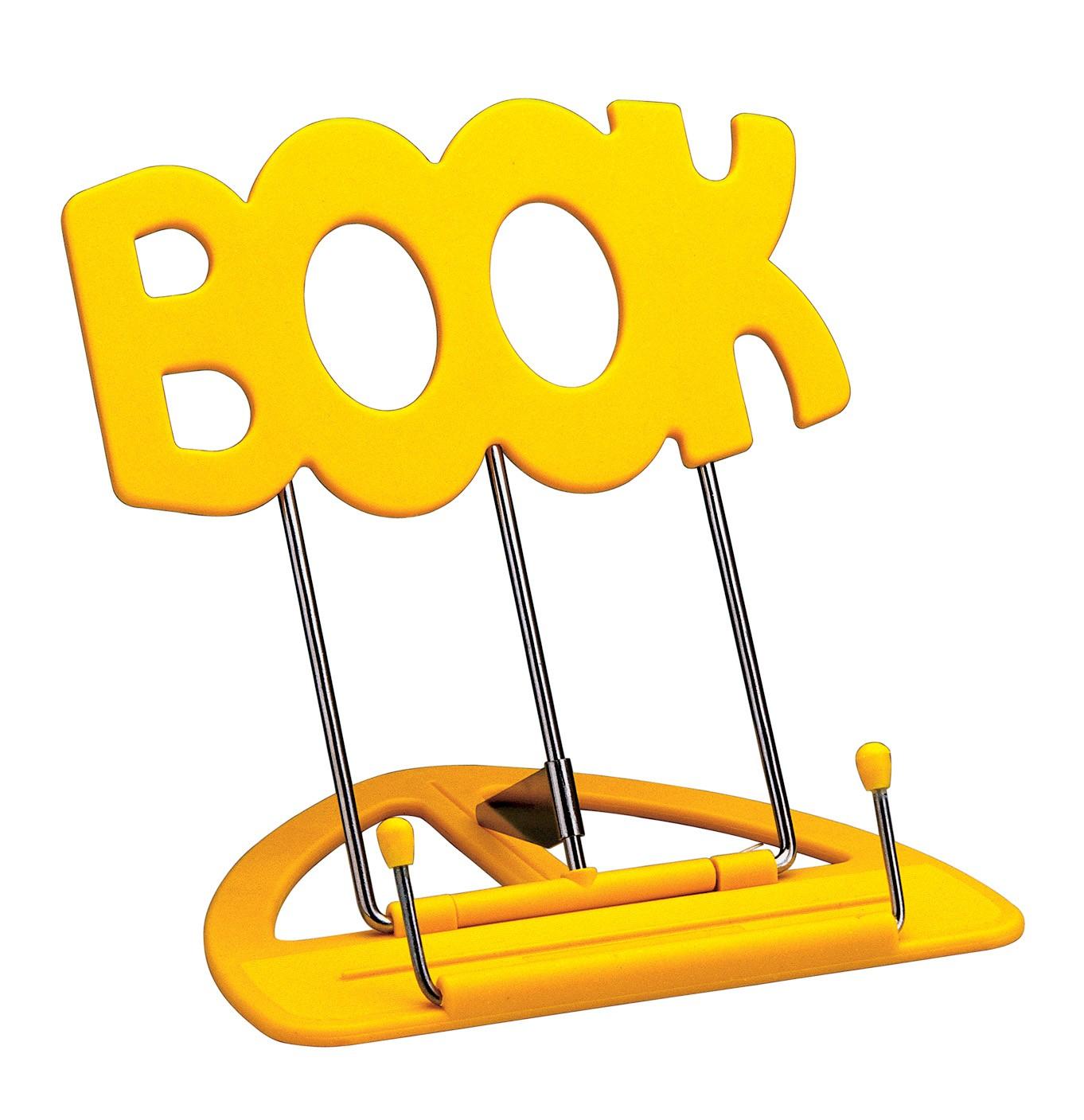 "Konig & Meyer 12440 Uni-Boy ""Book"" Stands - Yellow (Box of 12)"
