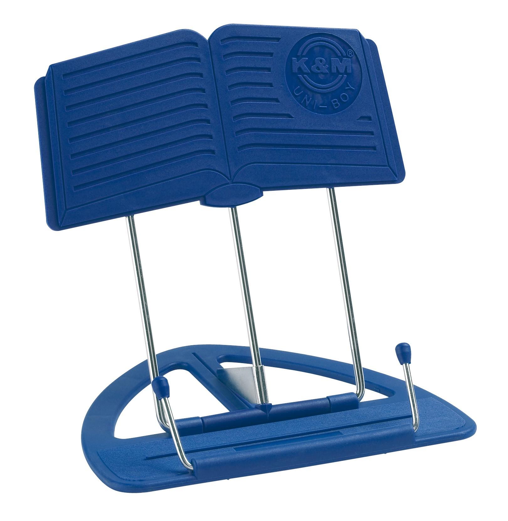 "Konig & Meyer 12440 Uni-Boy ""Classic"" Stands - Blue (Box of 12)"