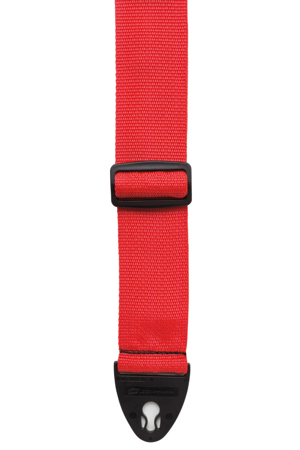 D'Andrea 2 Inch ACE Polyweb Guitar Strap - Red
