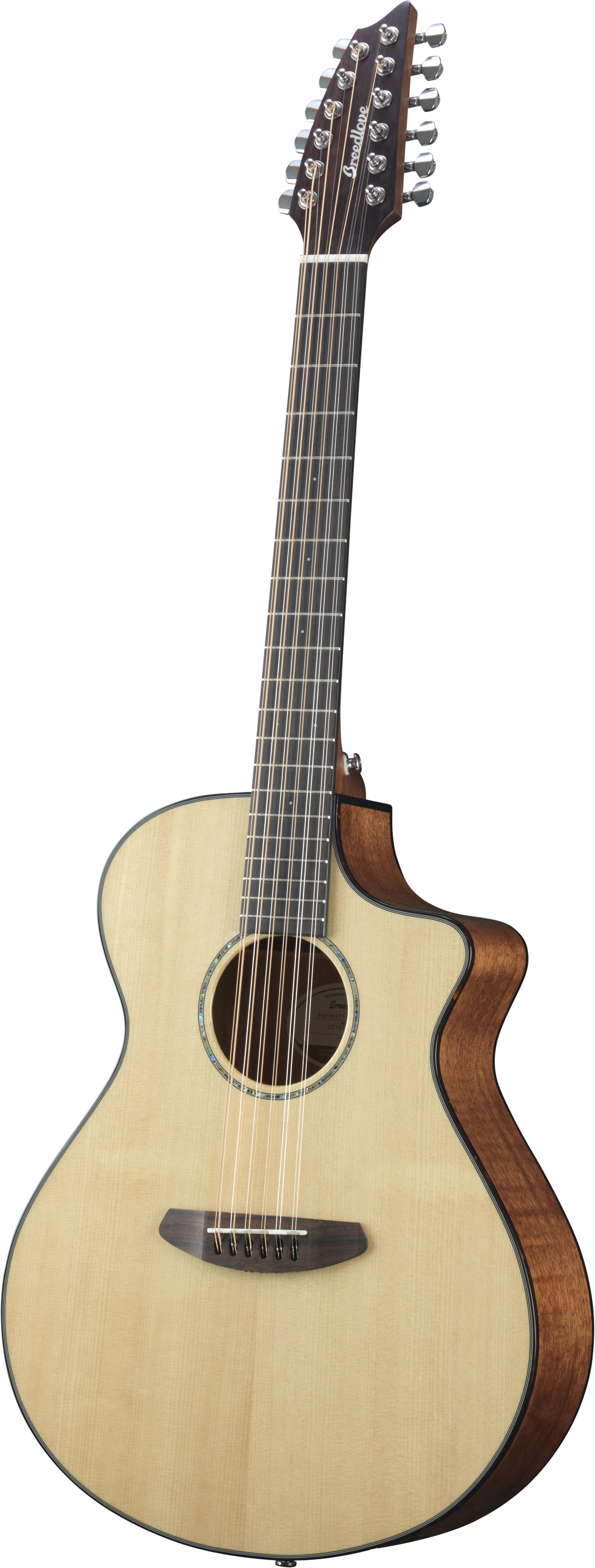 Breedlove Pursuit Concert 12-String CE