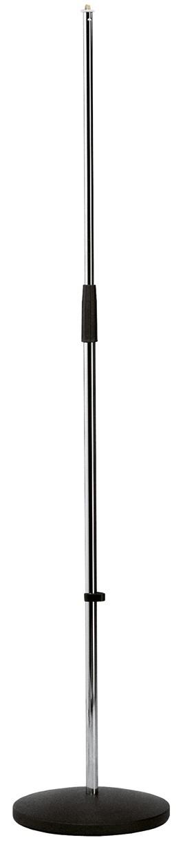 Konig & Meyer 260/1 Microphone Stand - Chrome