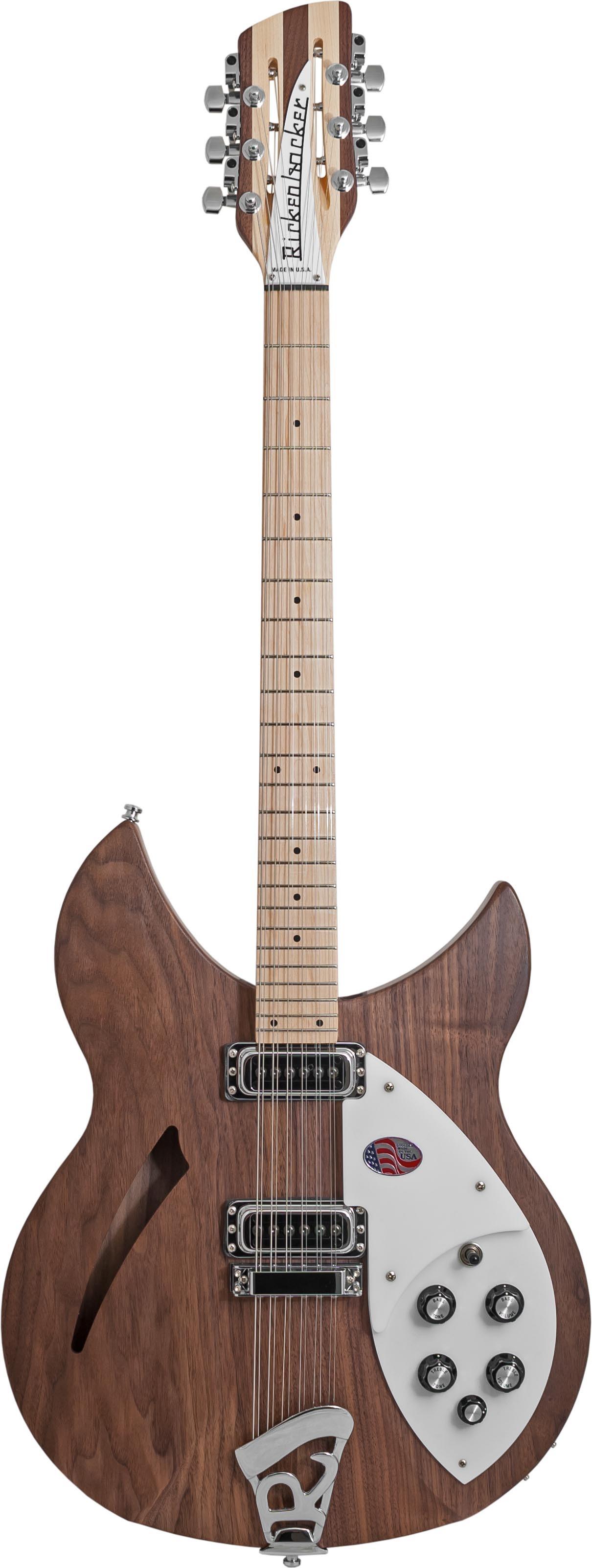 Rickenbacker 330/12W - Walnut