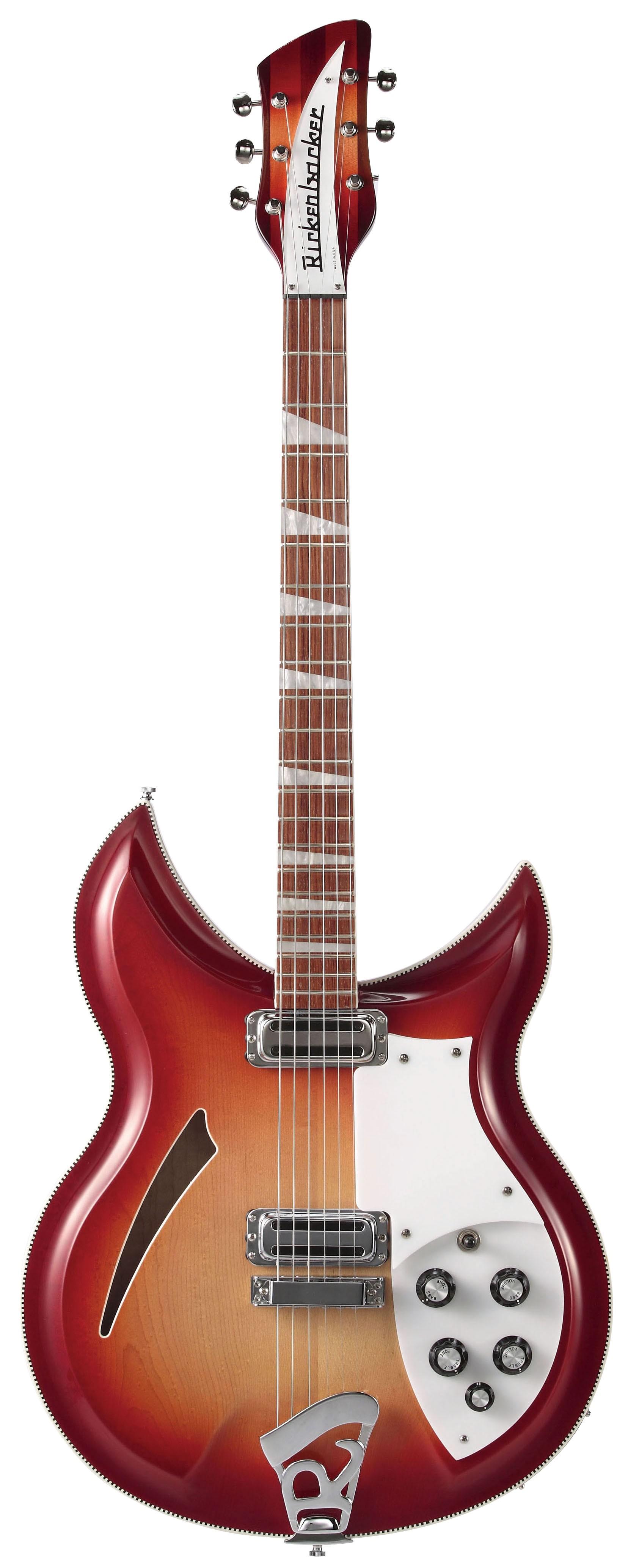 Rickenbacker 381V69 - Fireglo