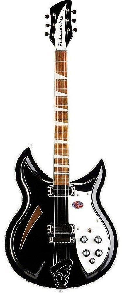 Rickenbacker 381V69 - Jetglo