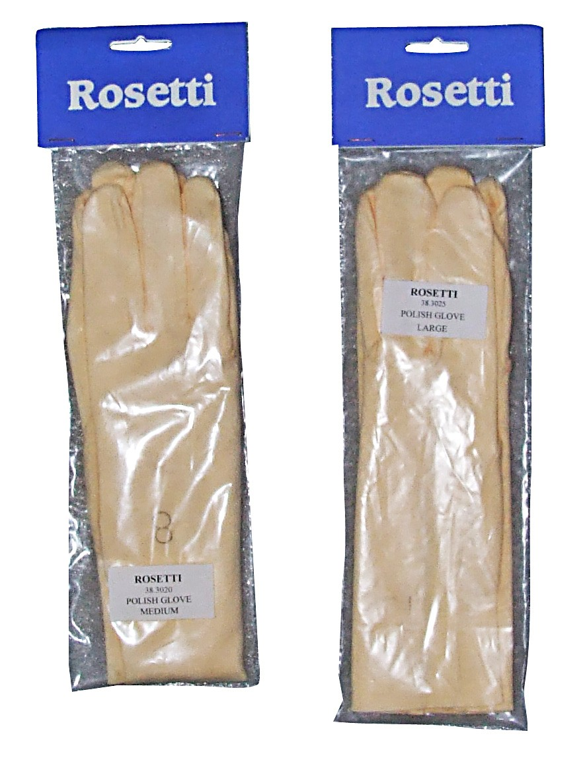 Rosetti Polish Cloths & Gloves