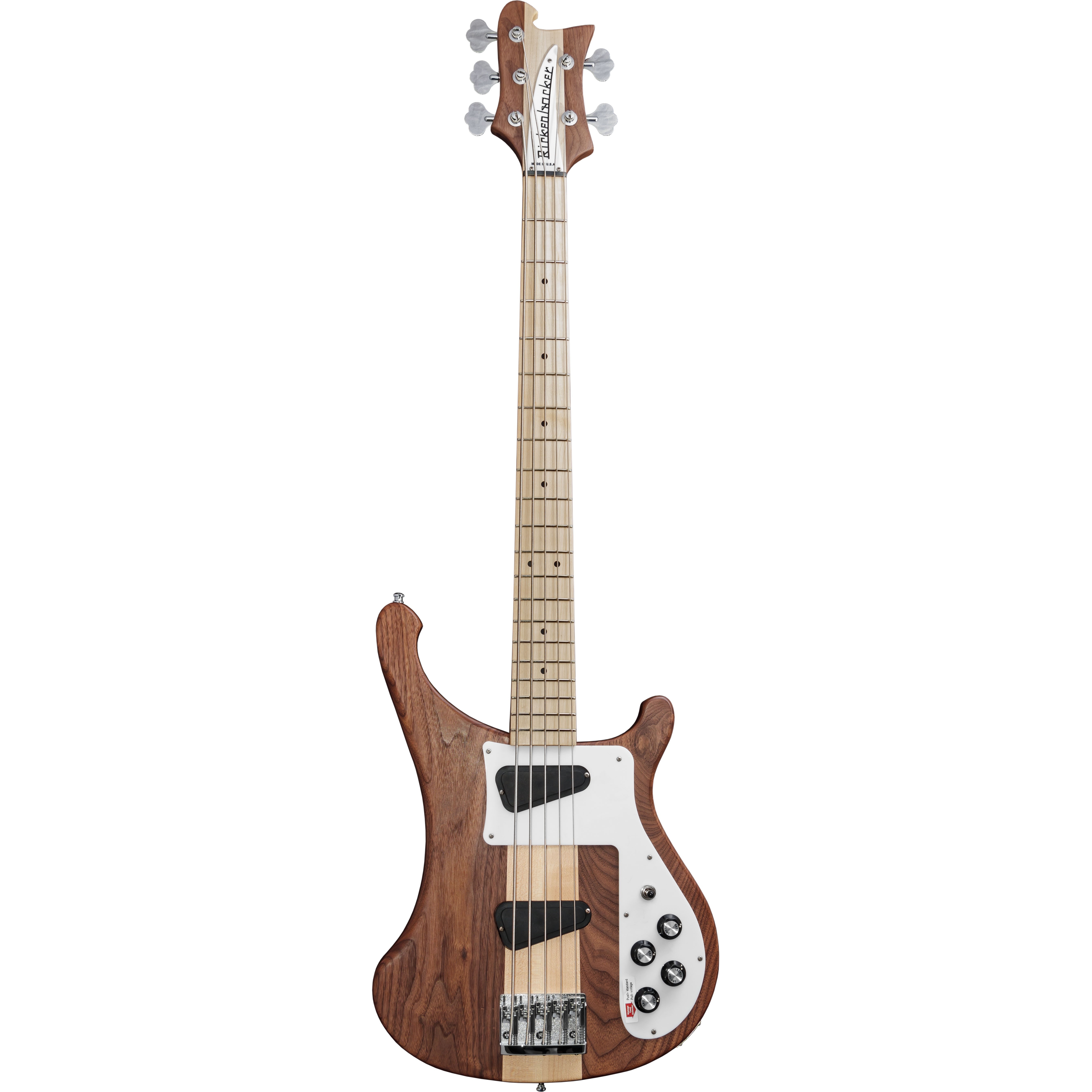 Rickenbacker 4003S5W 5-String Bass - Walnut