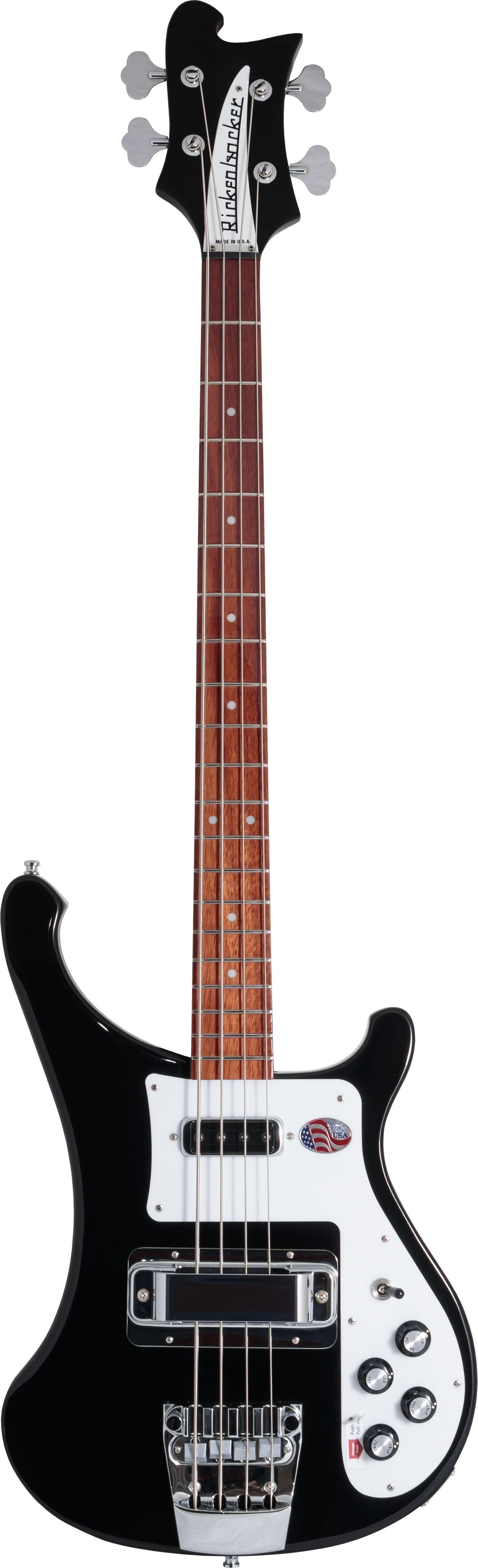Rickenbacker 4003S Bass - Jetglo