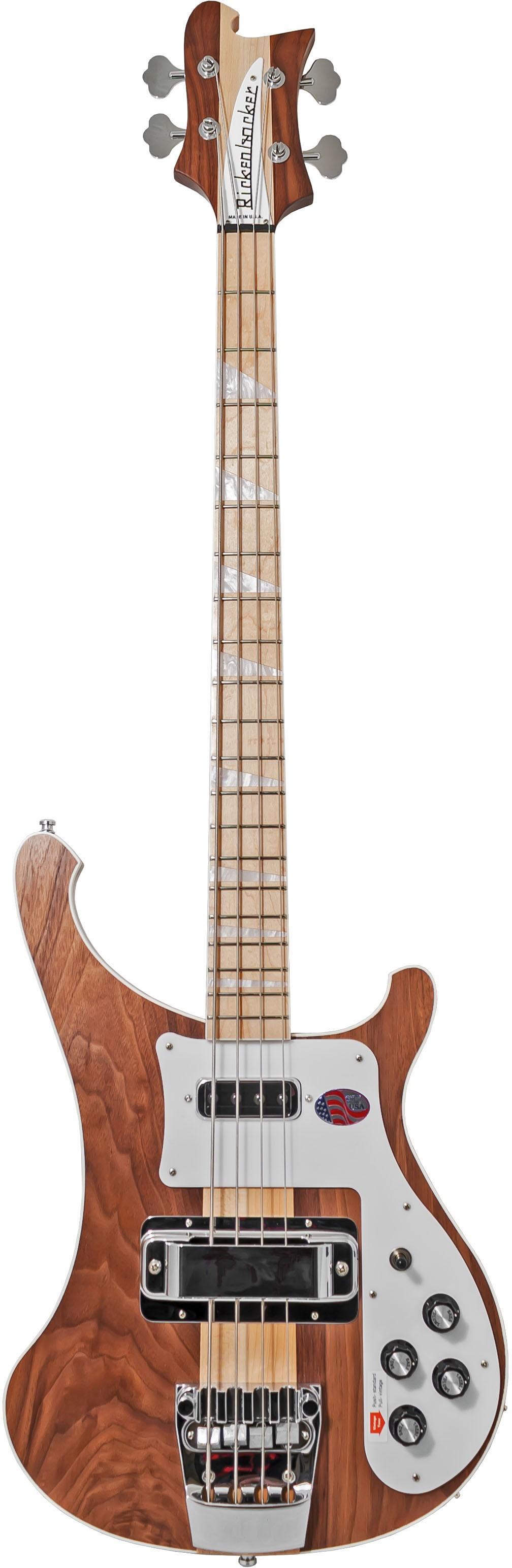 Rickenbacker 4003W Bass - Walnut