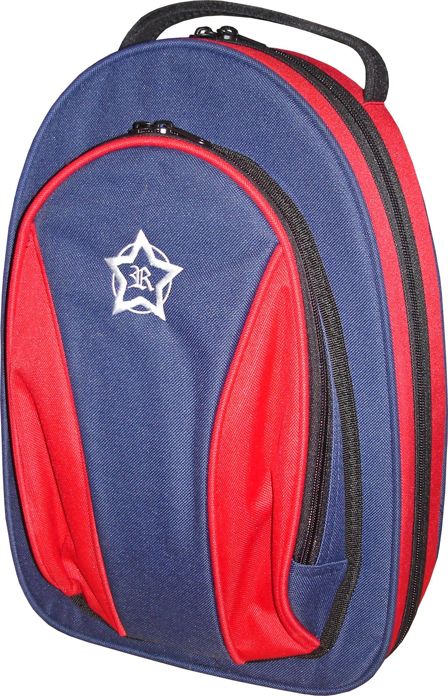 Rosetti Clarinet Bag - Red/Blue