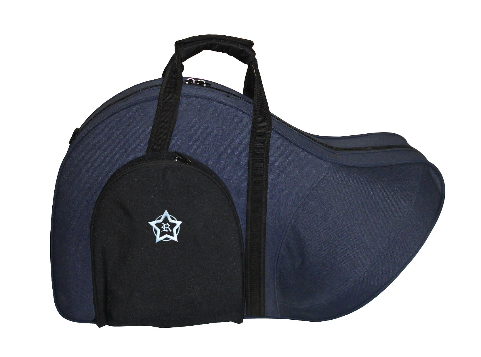Rosetti French Horn (Fixed Bell) Case - Blue