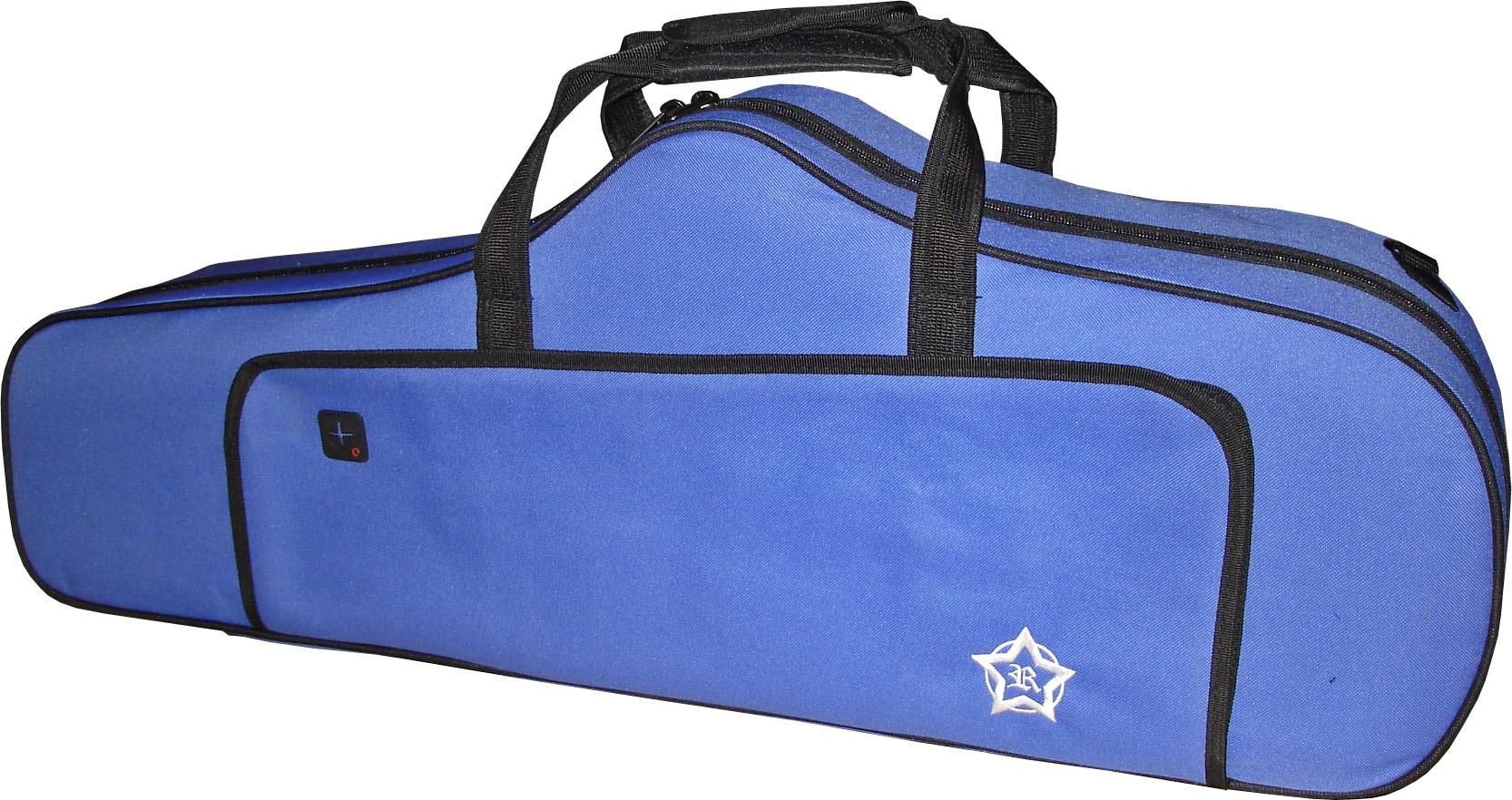 Rosetti Tenor Saxophone Bag - Blue