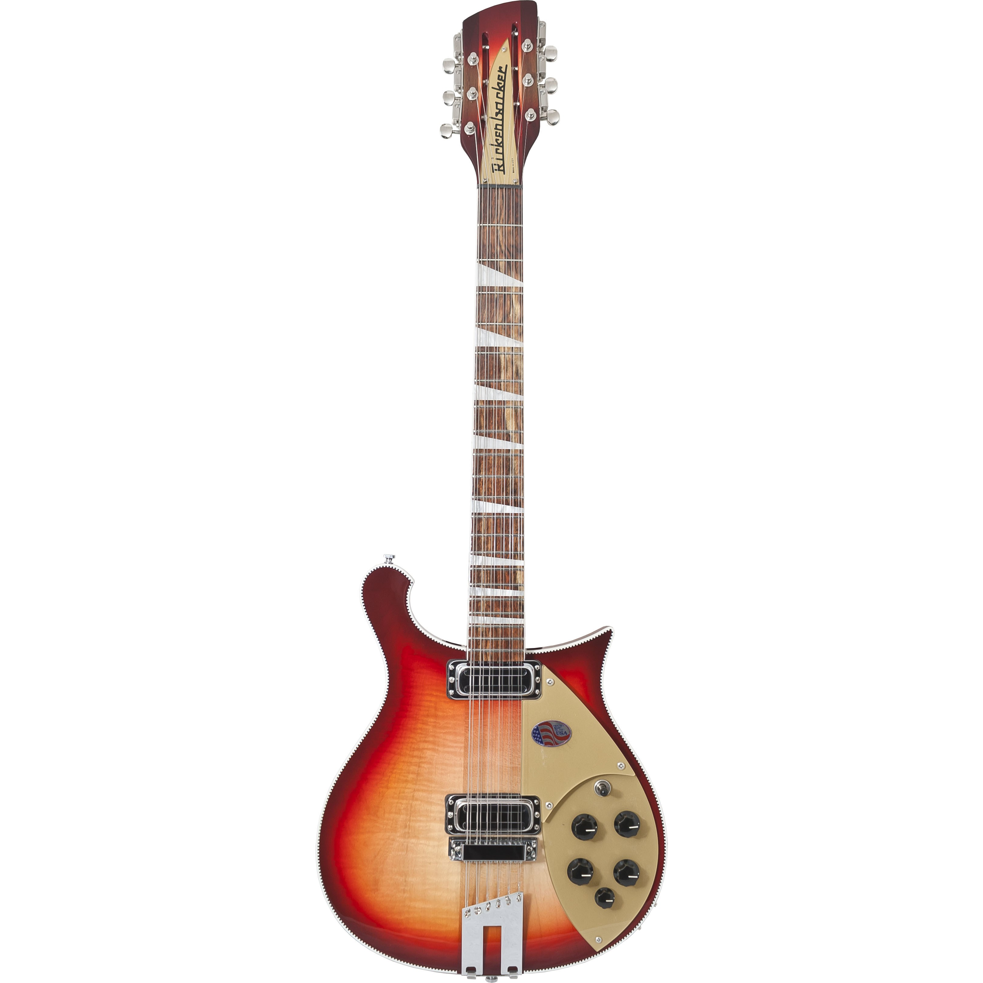 Rickenbacker 660/12 - Fireglo