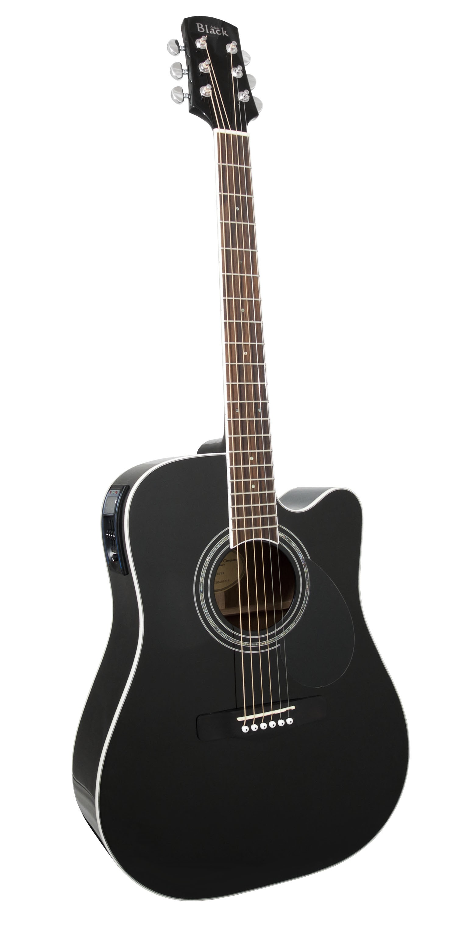 Adam Black S-5 CE - Black