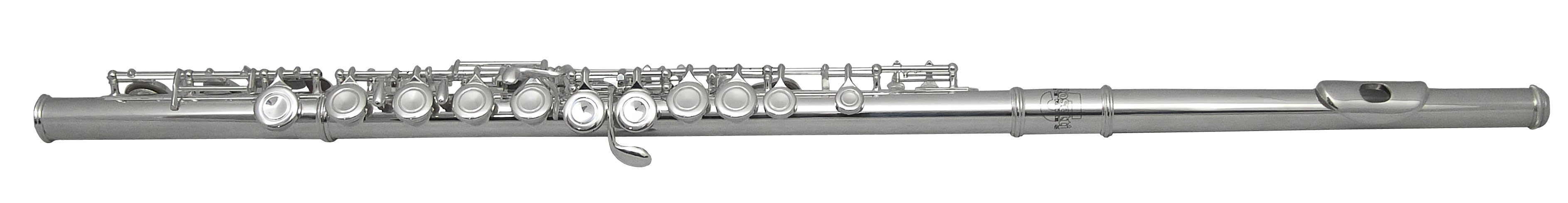 Rosetti Series 5 Flute Outfit - Silver Plated