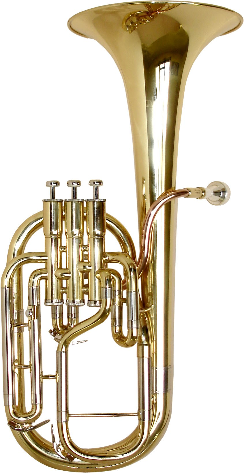 Rosetti Series 5 Tenor Horn Outfit - Lacquer