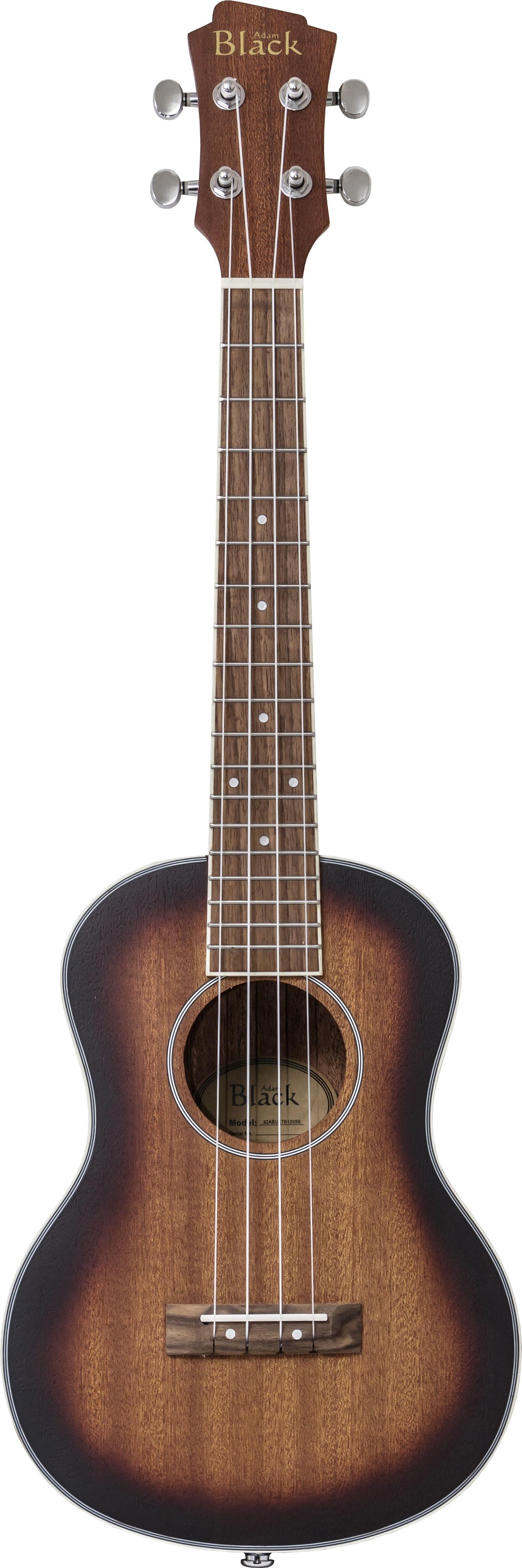 Adam Black ABUKTB120 Electro Acoustic Tenor Ukulele - Sunburst
