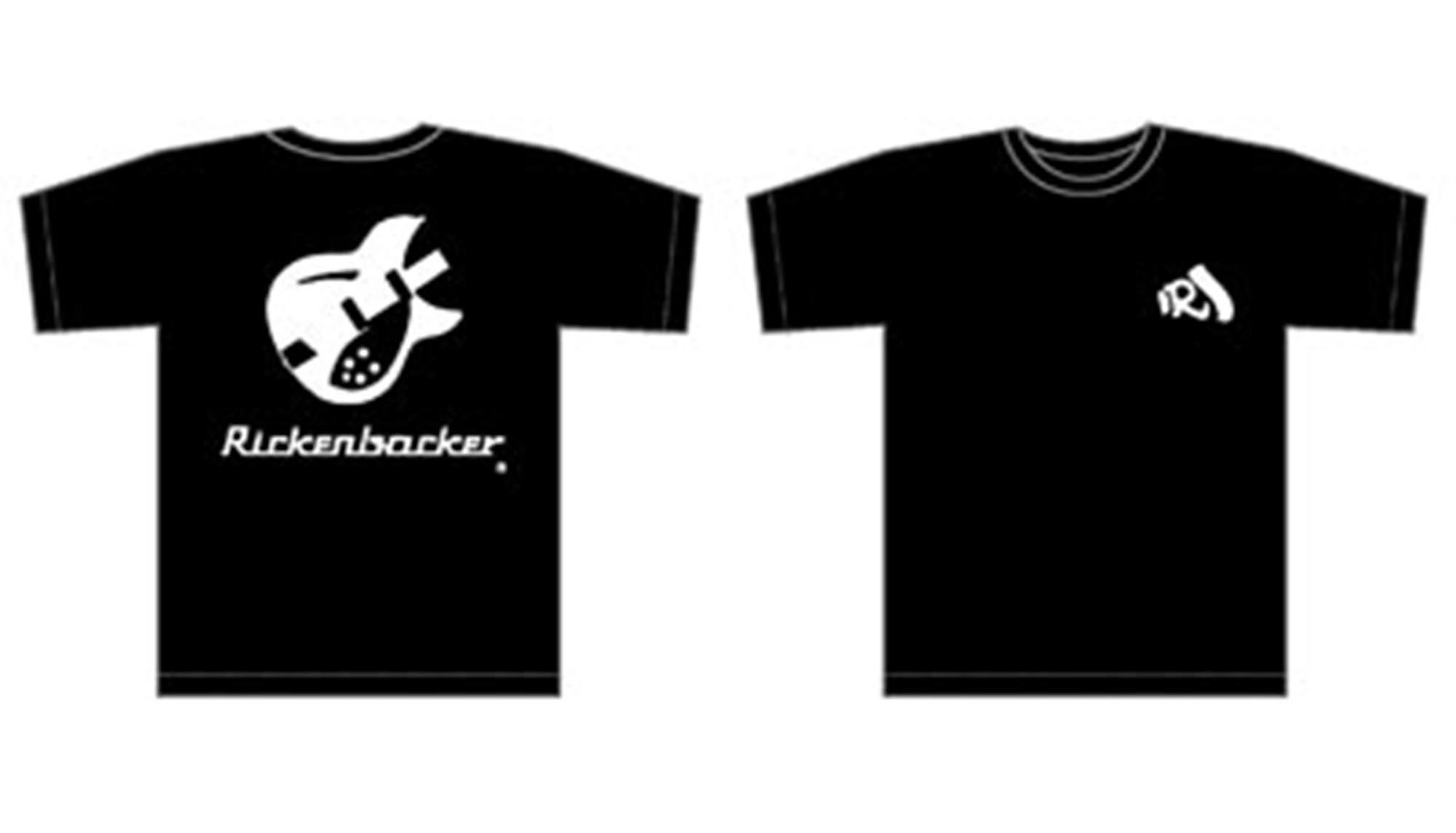 Rickenbacker Guitar T-Shirt - Extra Large