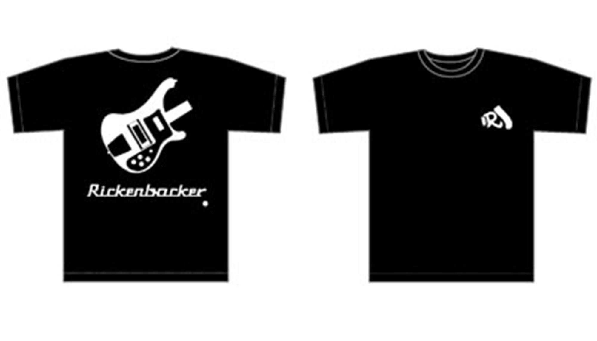 Rickenbacker Bass T-Shirt - Extra Large