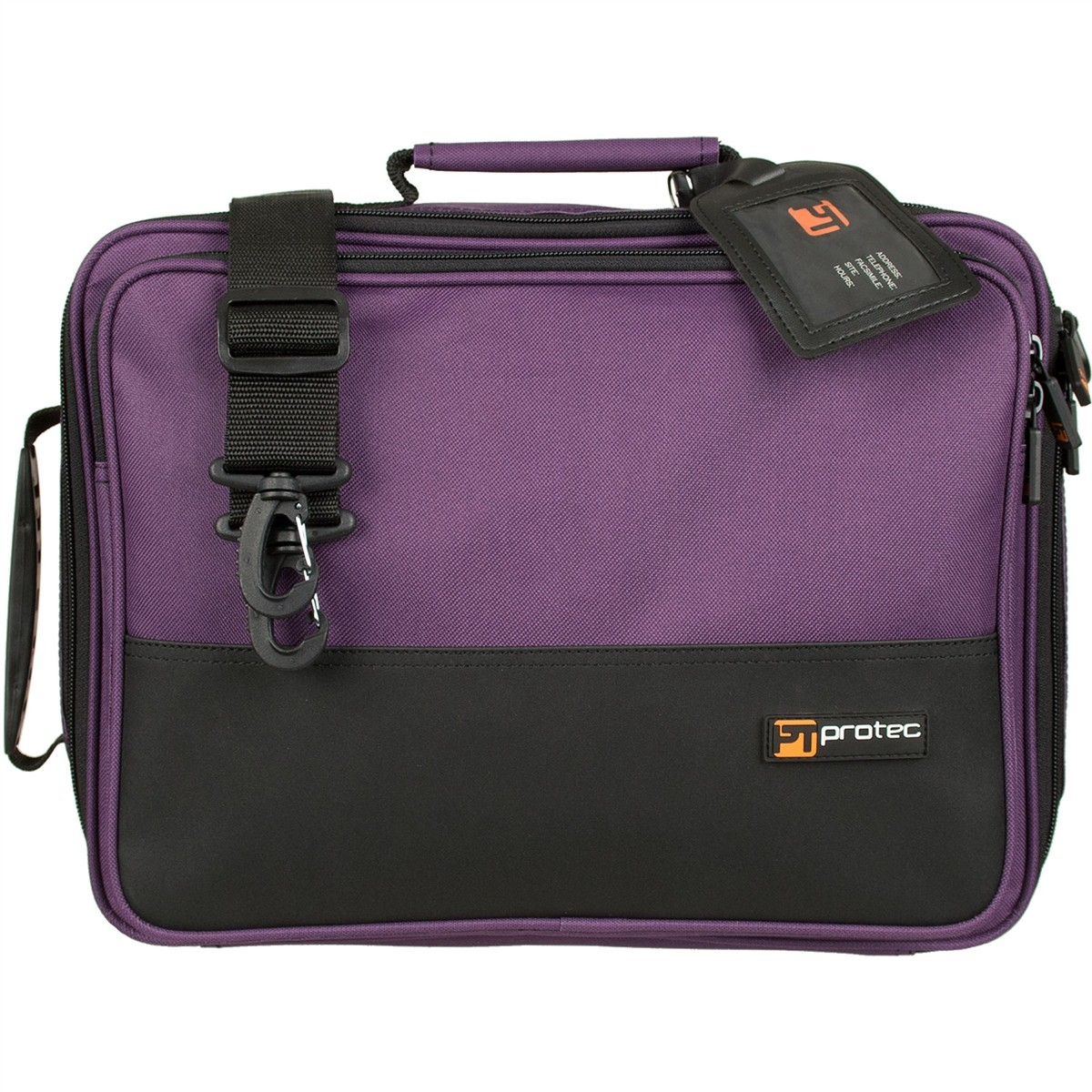 Protec Deluxe Clarinet / Oboe Case Cover (Purple A307PR)