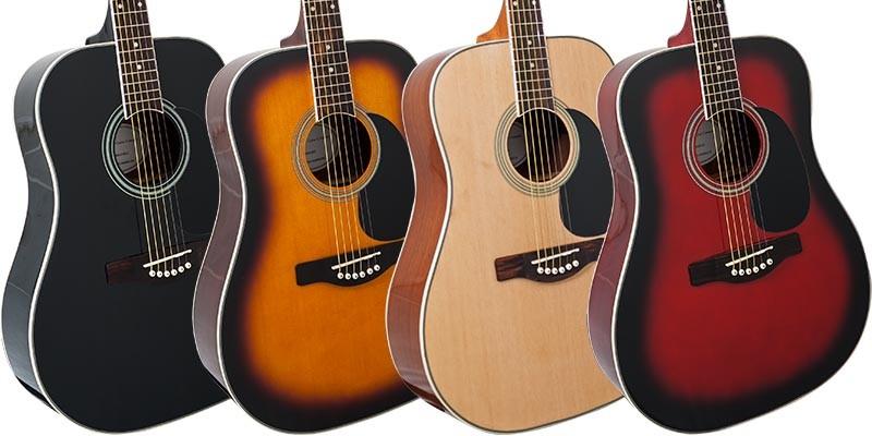 Adam Black November S-2 Acoustic Special Offer Bundle