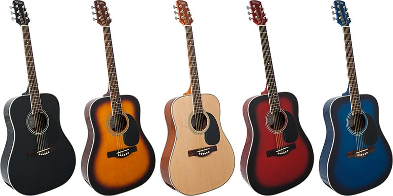 Adam Black Guitar of the Month - August Offer