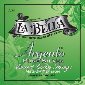 La Bella Classical Guitar Strings - Argento Series