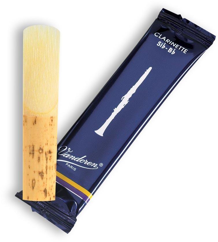 Vandoren Traditional Contrabass Clarinet Reeds