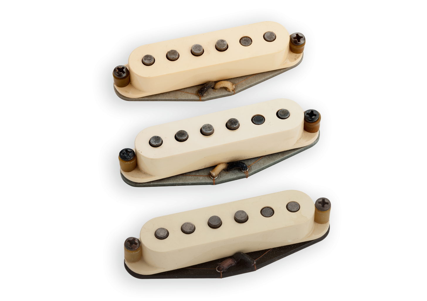 Seymour Duncan Antiquity II Surfer Strat - Set