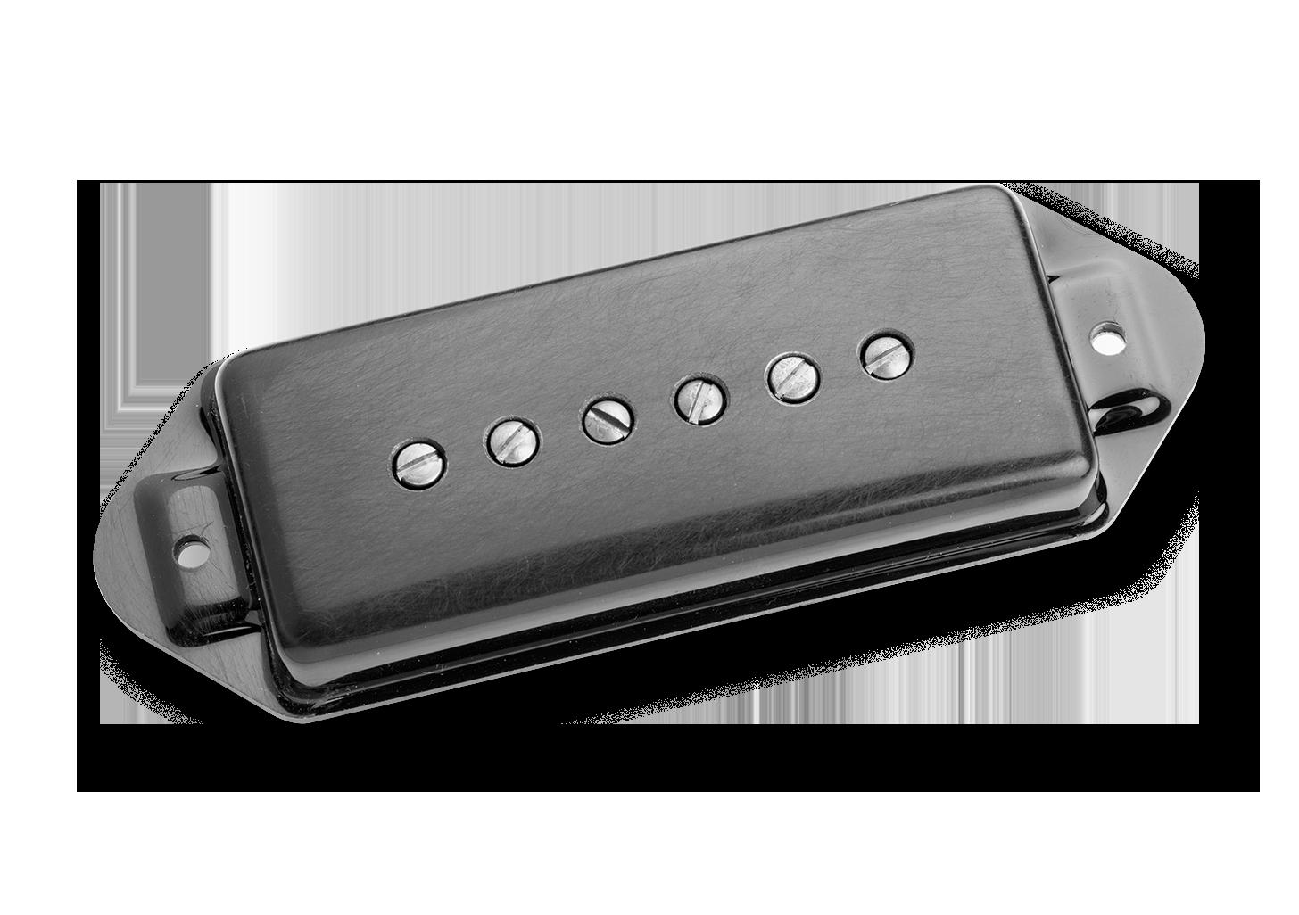 Seymour Duncan Antiquity P90 Dog Ear - Bridge Black