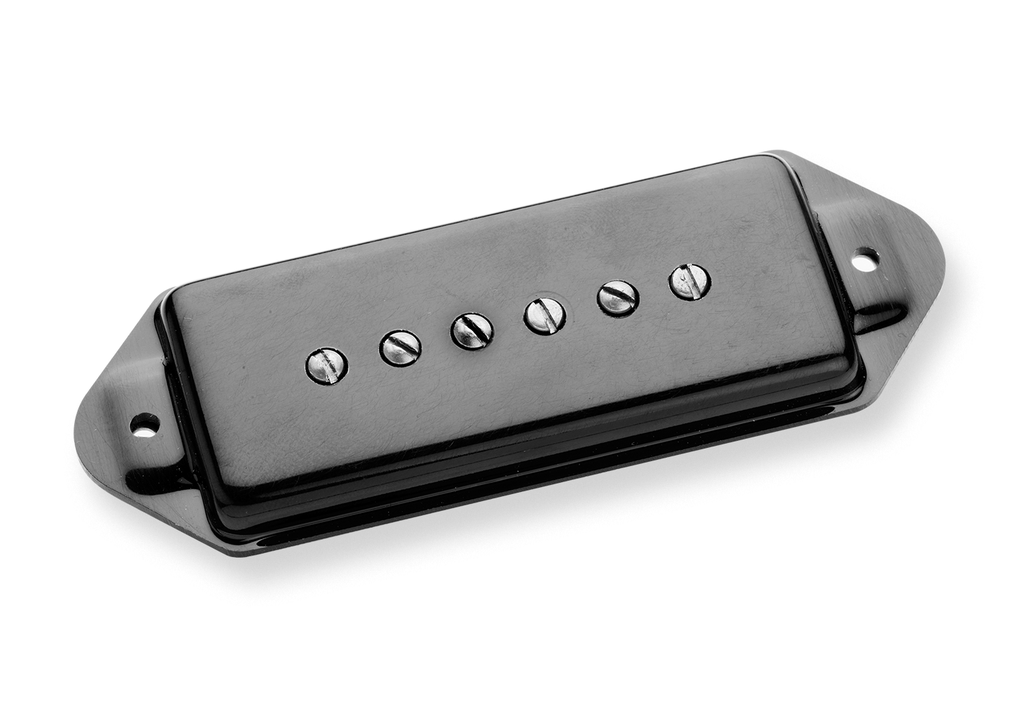 Seymour Duncan Antiquity P90 Dog Ear - Neck Black