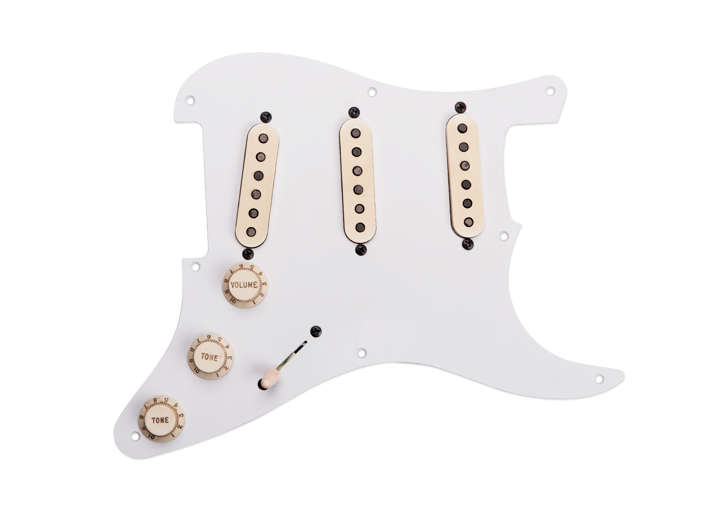 Seymour Duncan Antiquity Texas Hot Loaded Pickguard