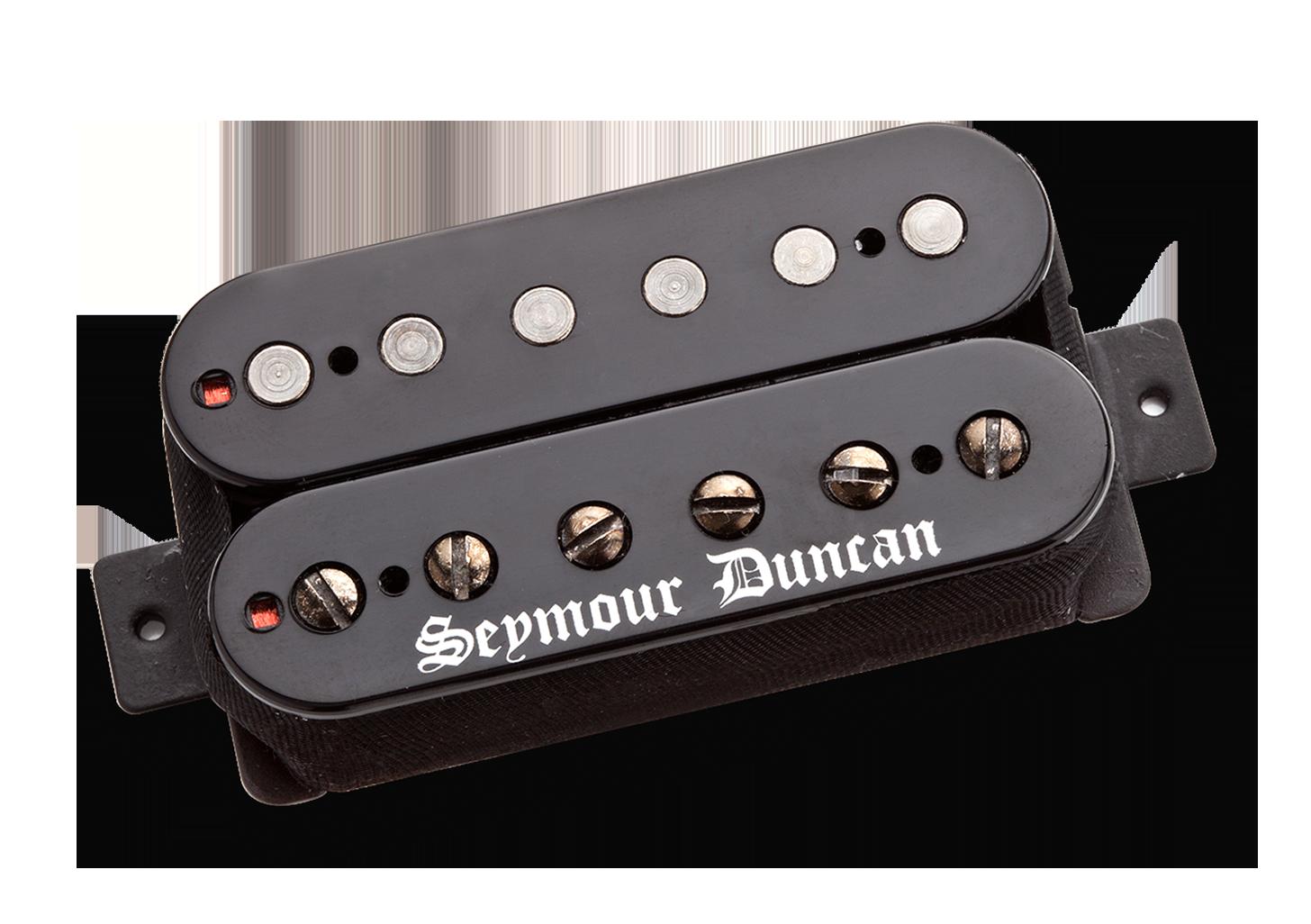 Seymour Duncan Black Winter Humbucker - Trembucker Black