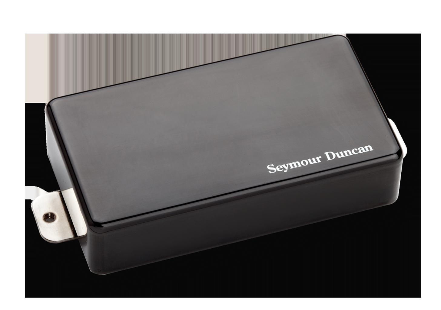 Seymour Duncan Blackouts AHB-1B Bridge Black Chrome