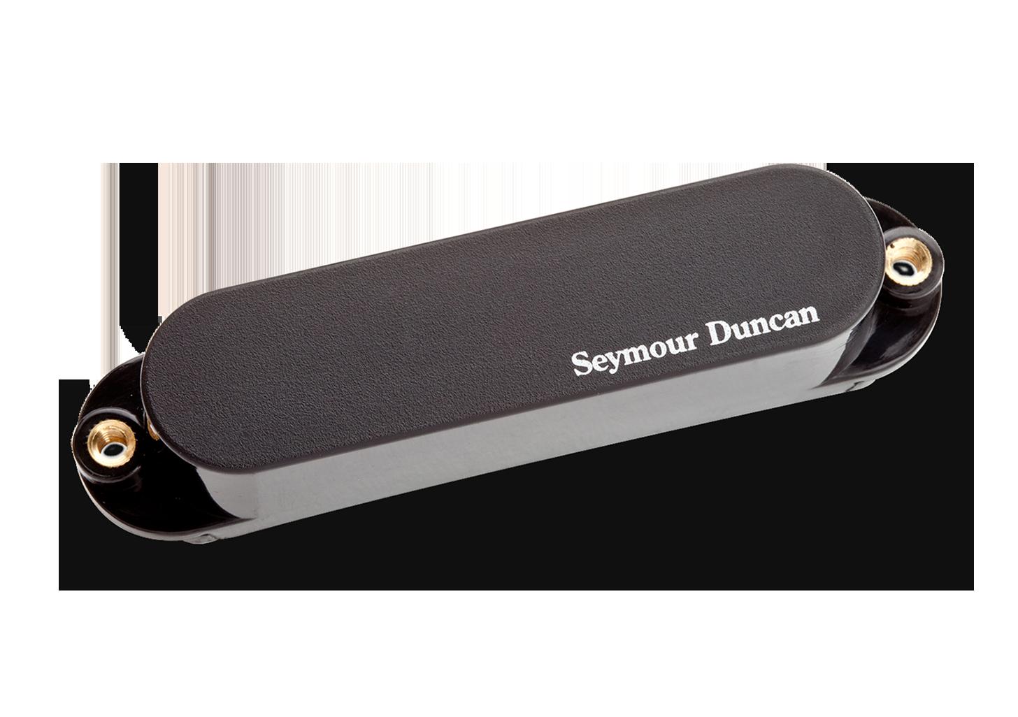 Seymour Duncan Blackouts Strat AS-1B Bridge Black