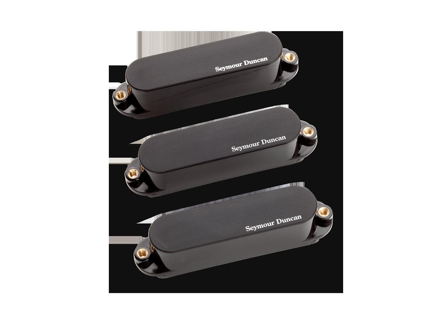 Seymour Duncan Blackouts Strat AS-1S Set Black
