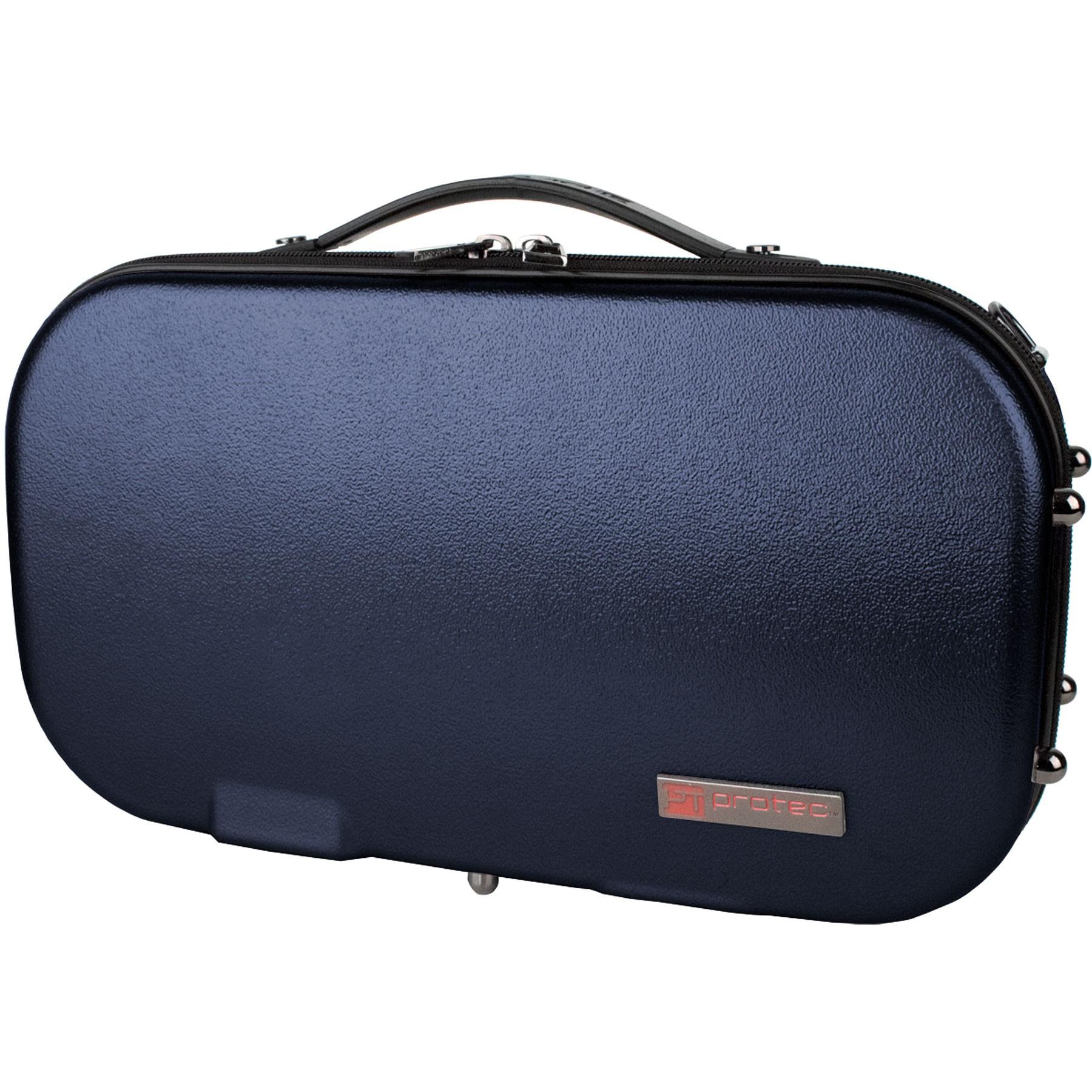 Protec Bb Clarinet Micro ZIP Case (Blue BM307BX)
