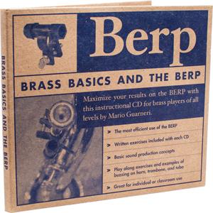 BERP Brass Basics and the BERP (CD)