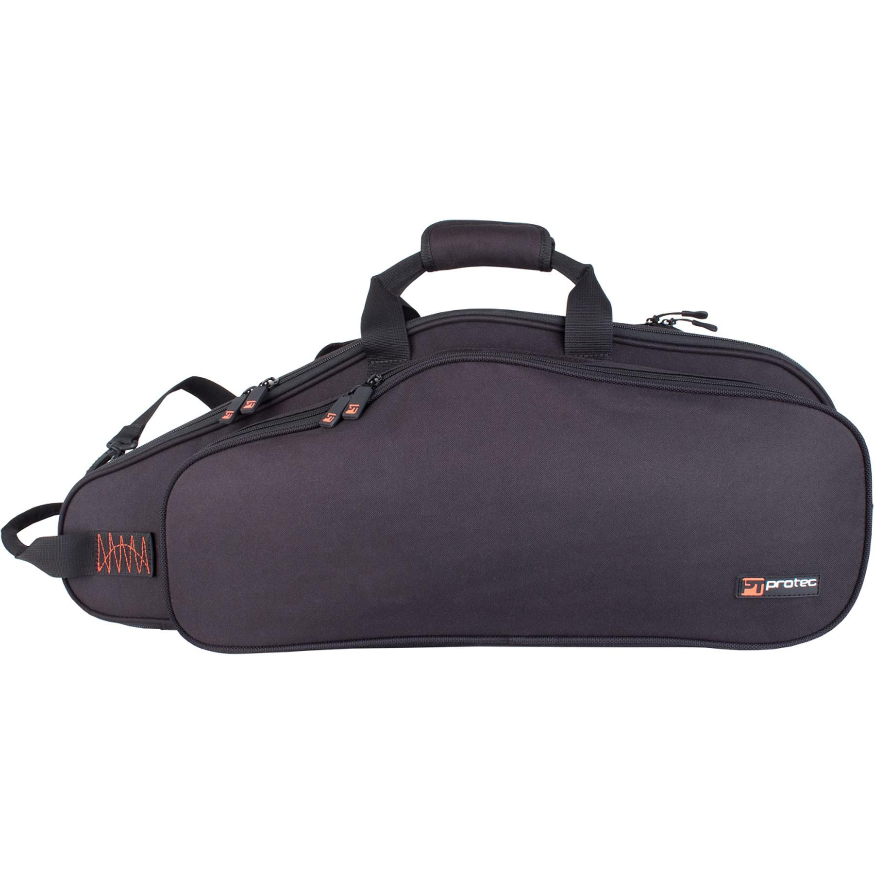 Protec Alto Saxophone Explorer Gig Bag with Sheet Music Pocket (C237X)