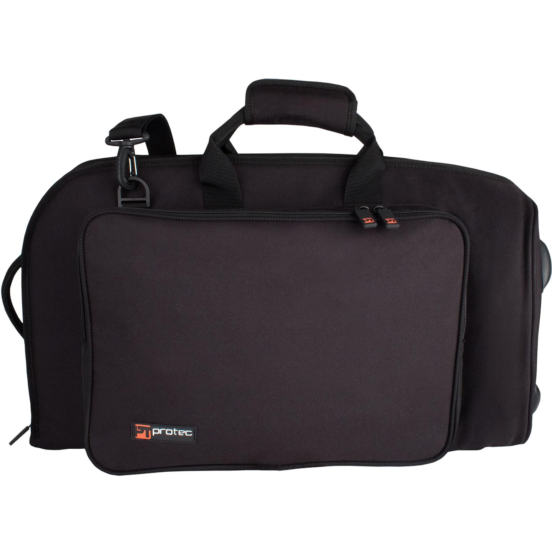 Protec Flugelhorn Explorer Gig Bag with Sheet Music Pocket (C244X)
