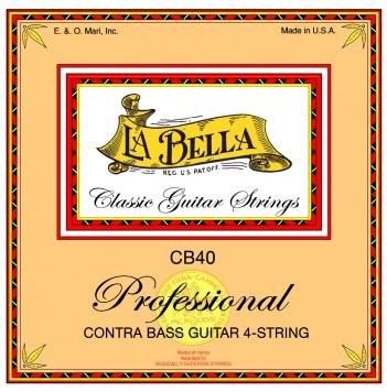 La Bella Classical Guitar Strings - Multi-Size Guitars
